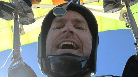 Michael Vaughan had performed 11,000 jumps before Friday's tragedy.