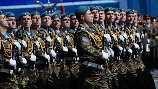 Các lực lượng Vũ trang Belarus. Ảnh: RIA Novosti.