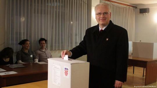 Ông Ivo Josipović. Ảnh: AA