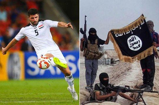 IS xử bắn 13 thiếu niên Iraq vì tội xem đội nhà đá bóng. Ảnh: Mirror
