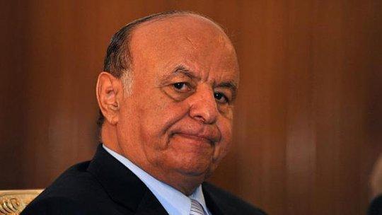 Tổng thống Yemen Abdrabuh Mansur Hadi. Ảnh: EPA