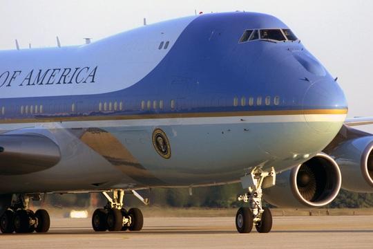 Chuyên cơ Air Force One của tổng thống Mỹ. Ảnh: The Aviationist