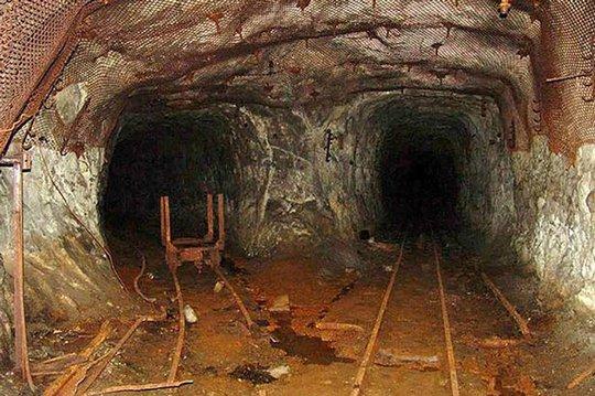Khu mỏ uranium, nơi phát tán khí radon gây ra bệnh công chúa ngủ trong rừng. Ảnh: Siberian Times