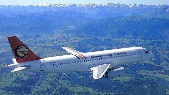 Một máy bay của hãng hàng không TransAsia Airways. Ảnh: Airbus