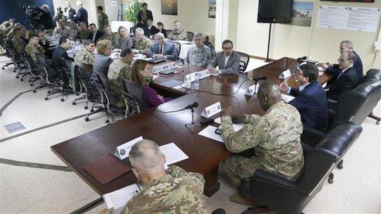 """Tân Bộ trưởng Quốc phòng Mỹ Ash Carter tuyên bố """"chắc chắn sẽ đánh bại Nhà nước Hồi giáo (IS)"""". Ảnh: Press TV"""