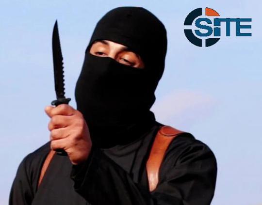 """Đao phủ """"John thánh chiến"""" đang lọt vào tầm ngắm và bị chính phủ Anh săn lùng ráo riết. Ảnh: Reuters"""