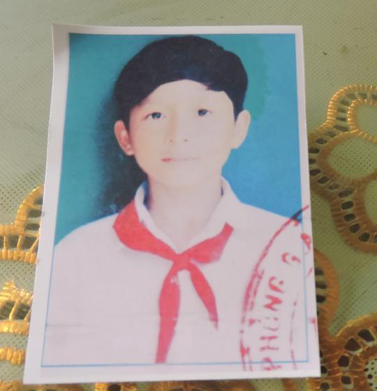 Cháu Nguyễn Đức Ninh