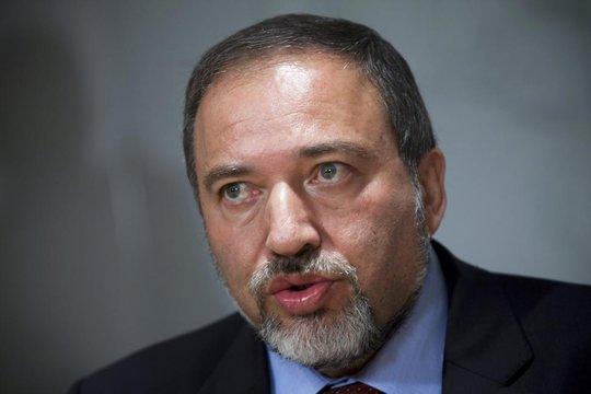 Ngoại trưởng Israel Avigdor Lieberman. Ảnh: Reuters