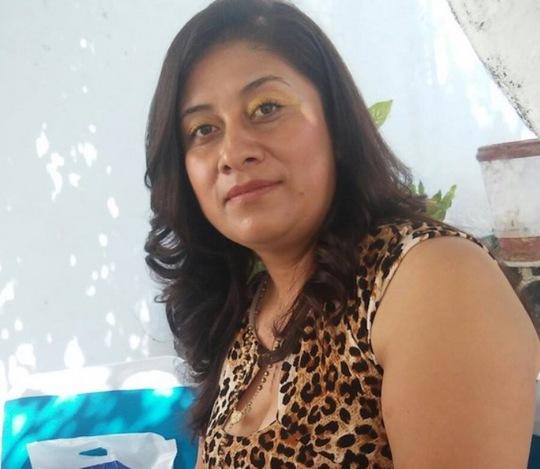 Bà Aidé Nava González. Ảnh: Facebook