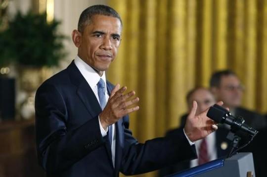 Tổng thống Mỹ Barack Obama sẽ đánh giá lại cách tiếp cận đối với vấn đề Trung Đông và Israel. Ảnh: Reuters