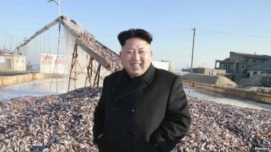 Lãnh đạo Triều Tiên Kim Jong-un bị kết tội vi phạm nhân quyền nghiêm trọng. Ảnh: Reuters