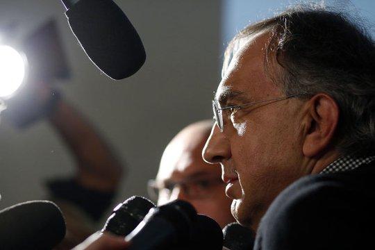 Giám đốc điều hành Sergio Marchionne của công ty Chrysler. Ảnh: Bloomberg