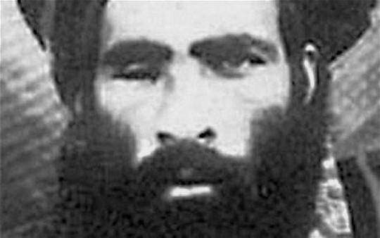 Thủ lĩnh Mullah Omar. Ảnh: Telegraph