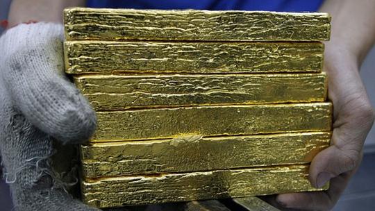 Một băng cướp tại Mexico cướp đi 900 kg vàng hôm 7-4. Ảnh: AP