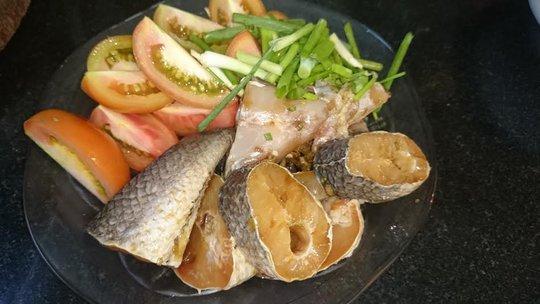 Món này phải dùng cá lóc đồng mới ngon