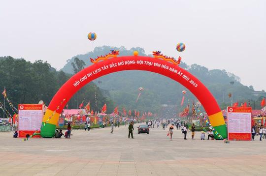 Khu di tích Đền Hùng sẵn sàng đón hàng triệu người dân đến dâng hương lên các Vua Hùng để tưởng nhớ cội nguồn của mình