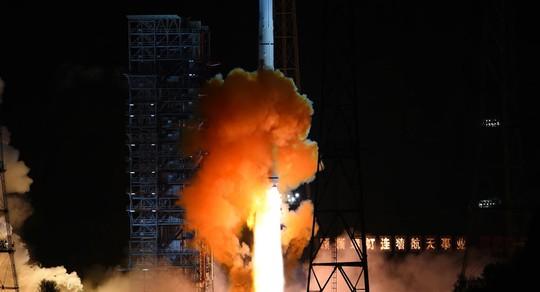 Trung Quốc cố tình phóng các vật thể lạ vào không gian để phá hoại tài sản của các quốc gia khác. Ảnh: Sputnik
