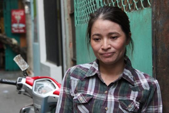 Hôm nay (29-5) hết hạn giao tiền nhưng chi Hồng vẫn chưa nhận thông báo nào từ cơ quan chức năng - Ảnh: Lê Phong