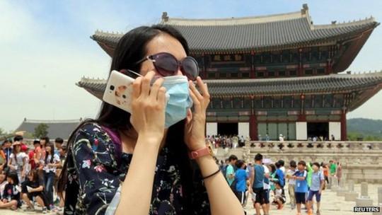 Hàn Quốc có 2 ca tử vong do Mers đầu tiên. Ảnh: Reuters