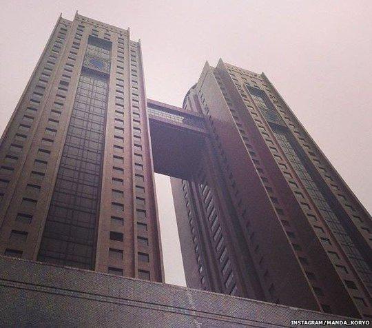 Khách sạn Koryo chụp năm 2013. Ảnh: Instagram