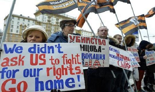 Nga phản đối EU gia hạn trừng phạt và dọa sẽ đáp trả. Ảnh: Arabs Today