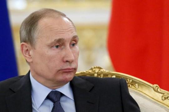 Mỹ bày tỏ quan tâm về chương trình vũ khí hạt nhân của TT Putin. Ảnh: Reuters