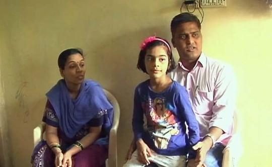 Anh Sunil Yadav tại nhà riêng. Ảnh: NDTV