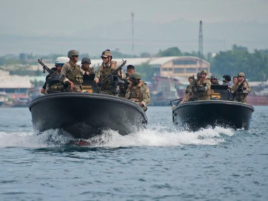 Thành viên đặc nhiệm SEAL Mỹ. Ảnh: Business Insider