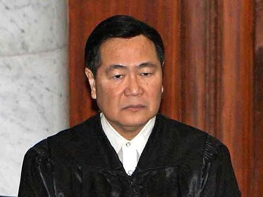 Thẩm phán Antonio Carpio. Ảnh: Inquirer