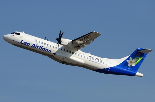 Một máy bay của Lao Airlines. Ảnh: Plane Spotters