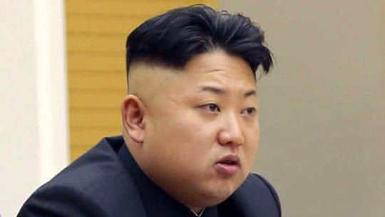 Lãnh đạo Triều Tiên Kim Jong-un. Ảnh: News.com.au
