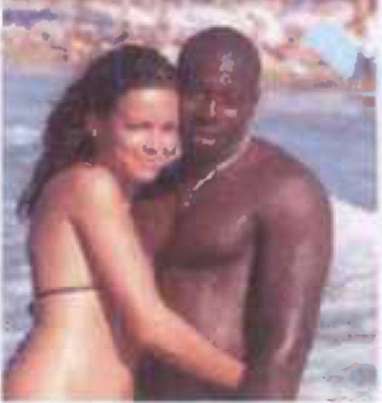 Radicalised: Hayat Boumeddiene (left) pictured with her husband Amedy Coulibaly (right) who is one of the three terrorists who brought France to a halt in 48 hours of bloodshed