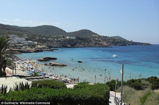 Hòn đảo Ibiza, Tây Ban Nha. Ảnh: Wikimedia Commons