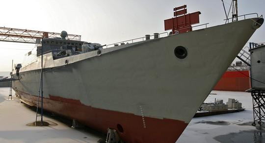 """Tàu khu trục dự án 3.9 Gapard"""""""