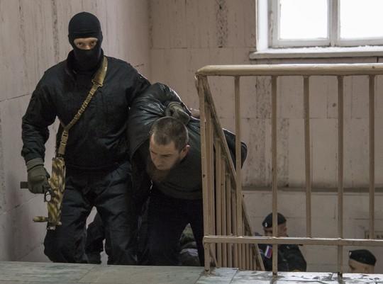 ADDITION APTOPIX Russia Opposition