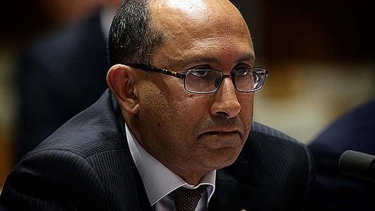 Quốc vụ khanh Ngoại giao và Thương mại Úc Peter Varghese. Ảnh: News Limited