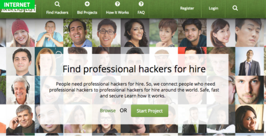 Những thứ điên rồ bạn có thể thuê hacker thực hiện