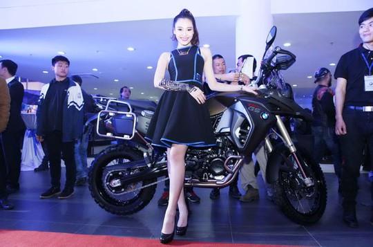 Hãng ô tô hạng sang BMW cũng vừa nhảy vào thị trường xe gắn máy Việt Nam - Ảnh minh họa: Hùng Lê