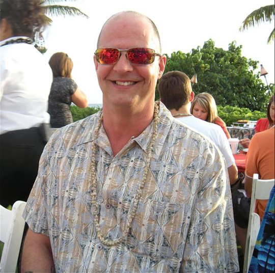 In the Facebook post Randy Janzen, pictured, claims responsibility for the shooting deaths of his wife, daughter and sister.