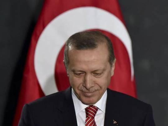 Tổng thống Thổ Nhĩ Kỳ Recep Tayyip Erdogan. Anhr: Independent