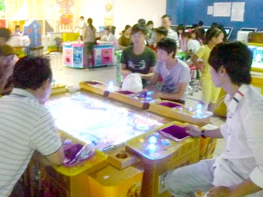 Thời gian gần đây nhiều đối tượng đã lợi dụng trò chơi bắn cá để đánh bạc trá hình.
