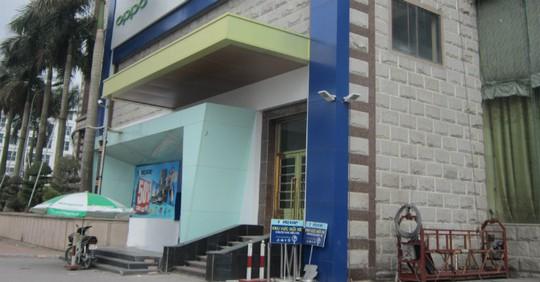 Hàng hóa trong Topcare Hoàng Minh Giám đã được đóng gói xong. Ảnh: Nguyễn Thảo