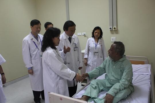 Sức khỏe đại biểu IPU đã ổn định sau khi được cấp cứu, điều trị
