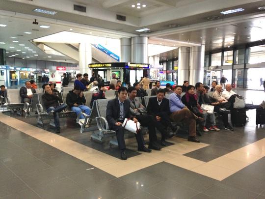 Nếu được nhượng quyền khai thác nhà ga sân bay, các nhà đầu tư khẳng định sẽ có cơ hội hơn để nâng cao chất lượng phục vụ. Trong ảnh: Nhà ga nội địa sân bay Nội Bài (Hà Nội)