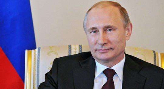 Tổng thống Nga Vladimir Putin. Ảnh: sputniknews.com
