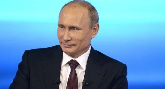 Ông Putin tư vấn để vợ cựu binh được nuôi chó