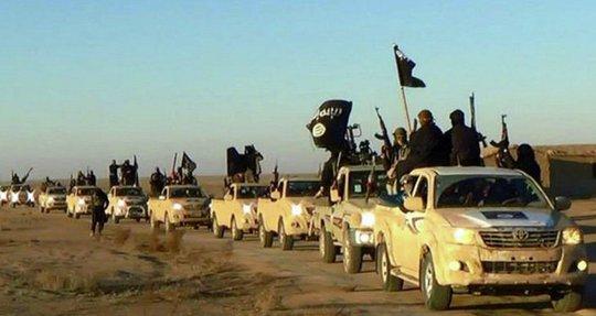 Mỹ đã vô tình tạo ra IS khi tìm cách phá hoại chính quyền ông Assad. Ảnh: AP