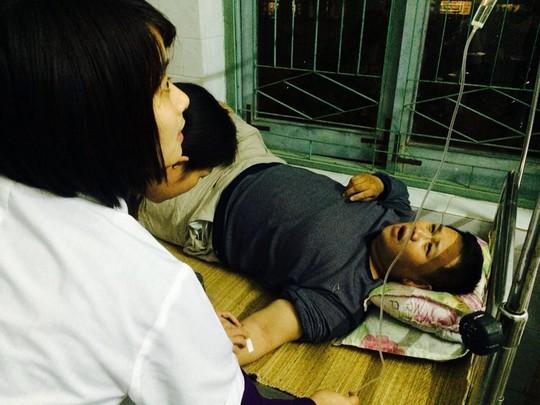 Minh Béo cấp cứu