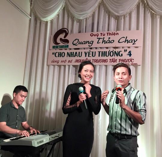 Hồng Ánh và Đình Toàn kết hợp thú vị trong ca khúc Duyên tiền định