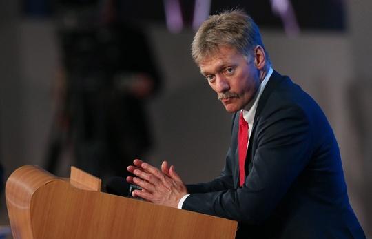 Phát ngôn viên Dmitry Peskov bác tin đồn Tổng thống Putin có con. Ảnh: AP